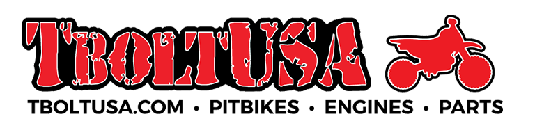 TBolt USA - Pit Bikes, Engines and Parts!